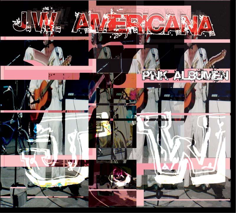 J.W. Americana- Pink Albumen