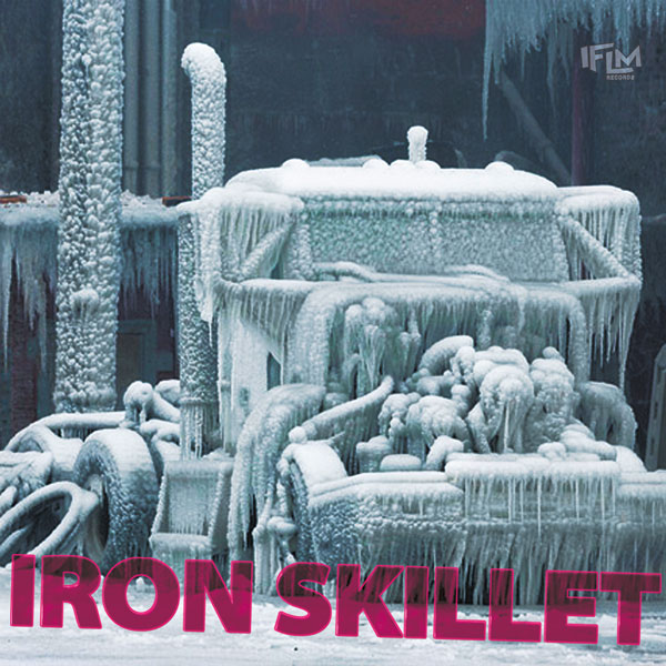 Iron Skillet's first major release. Carbonized Music for Frozen Amplifiers.